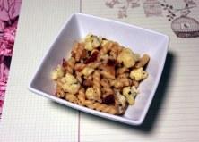 Cauliflower, Bacon, Sage Pasta